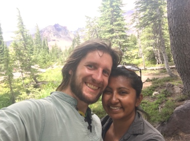 Shasta Selfie